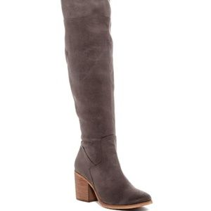 Abound - Stacey Over the Knee Suede Boots